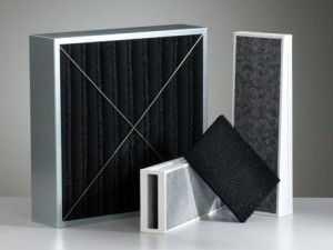 Система фильтров – лучшая защита от пыли