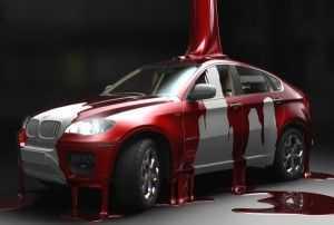 Покраска автомобиля своими руками без недостатков - только у профи