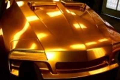Технология покраски металликом сложна лишь на первый взгляд