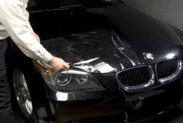 Ламинирование - эффективная защита кузова автомобиля от коррозии