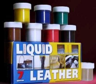 Специальные краски для покраски кожи салона автомобиля