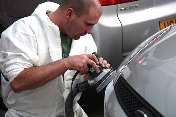 Локальный кузовной ремонт автомобиля своими руками - выгодное мероприятие