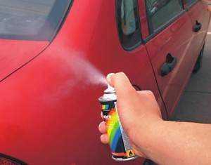 Покраска автомобиля баллончиком своими руками