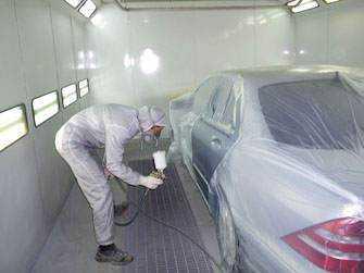Каждый вид покраски автомобиля требует тщательной подготовки кузова к ремонтным работам