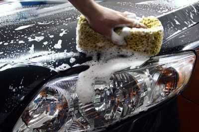 Мыть машину после покраски только проверенными средствами