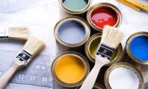 Расход красящих составов при окрашивании металла