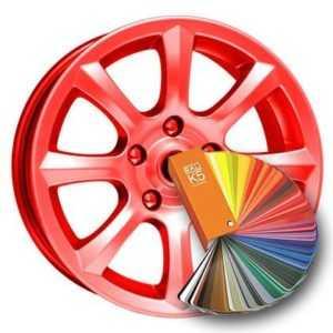Порошковая покраска дисков своими руками: пошаговая инструкция