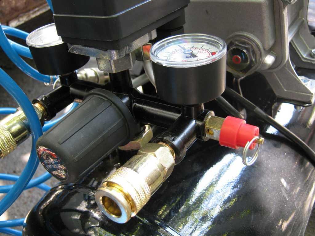 Приборы контроля за работой аппарата