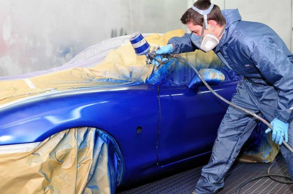 Покраска автомобиля профи