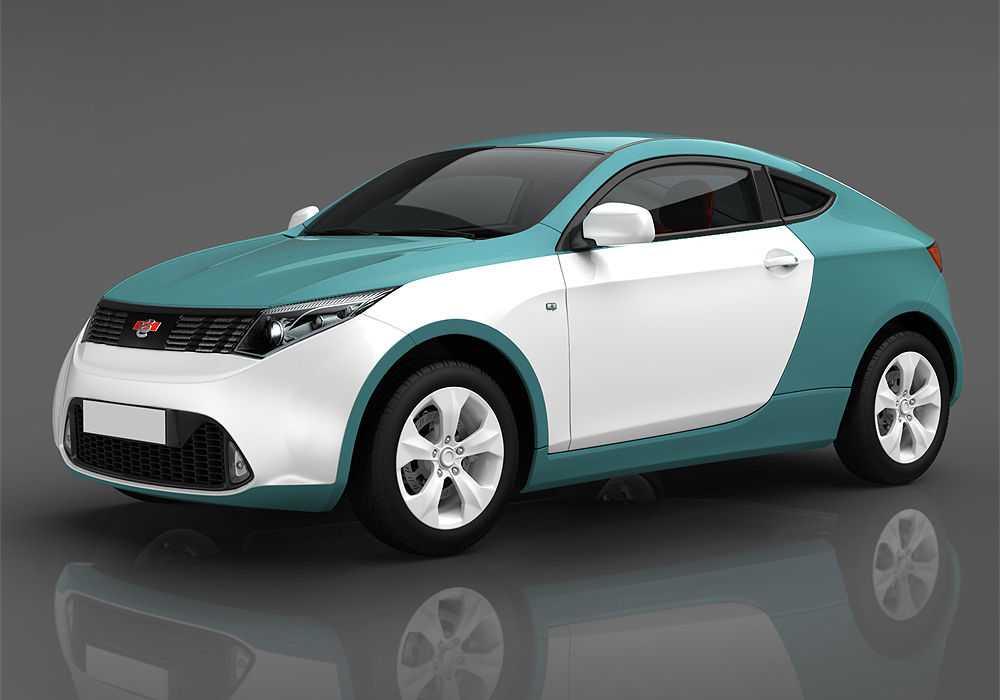 Новая технология покраски авто от швейцарцев