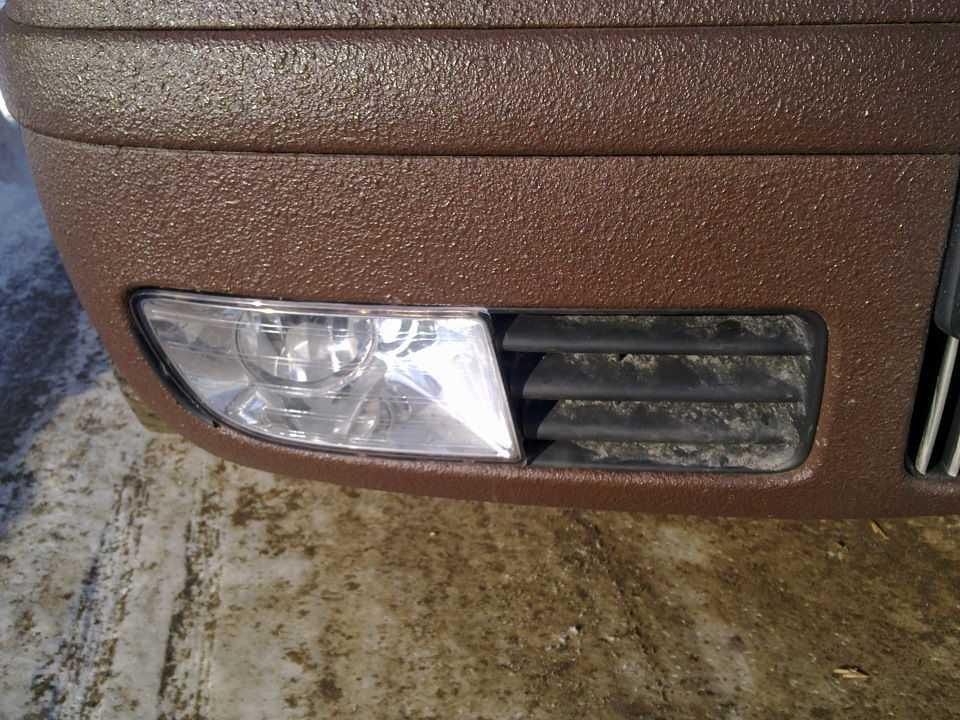 Нанесенное на машину защитное покрытие