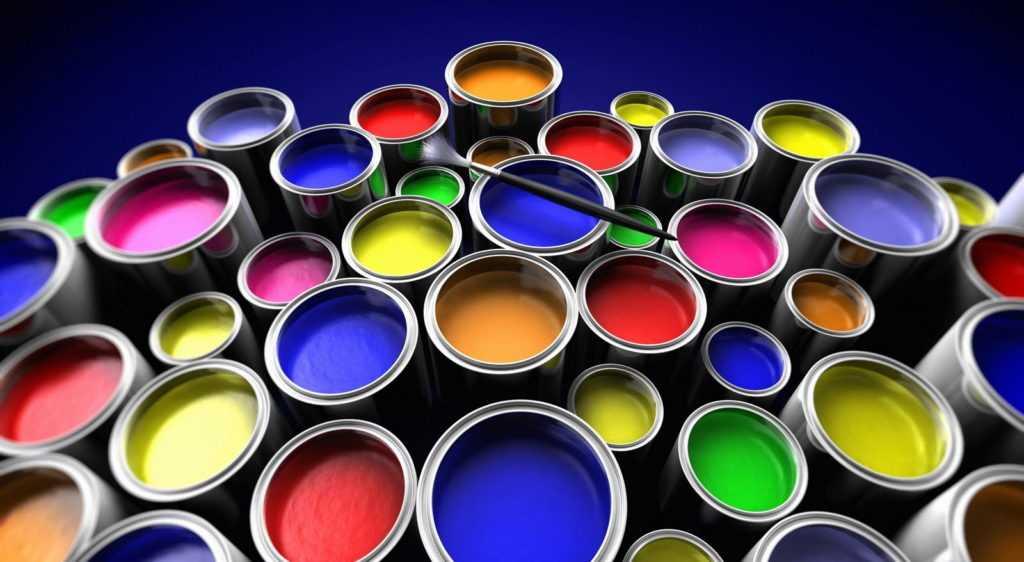 Существует огромное количество цветовых решений для оформления помещений