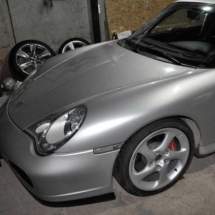 Оттенки серого металлика: особенности самостоятельной покраски автомобиля