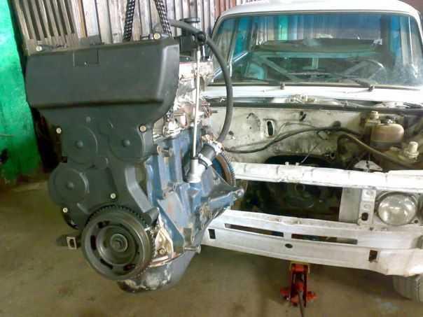 ВАЗ очень часто ломается и требует ремонта