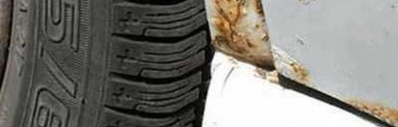 Как развивается коррозия кузова автомобиля и можно ли остановить её?
