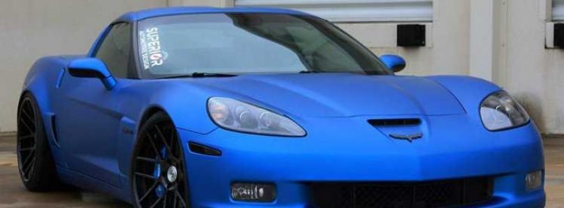 Матовая покраска автомобиля: современный тюнинг кузова