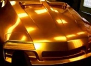 Инструкция по покраске автомобиля металликом
