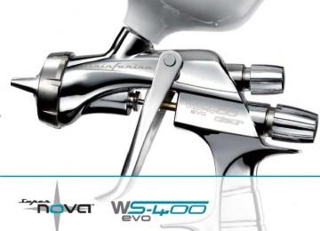 Легендарный Iwata W-400 и различные модели аэрографов для покраски автомобиля