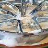 Как отполировать литые диски на авто: используем станок и делаем своими руками
