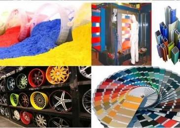 Все о термостойкой порошковой краске по металлу: производство и технологии покраски