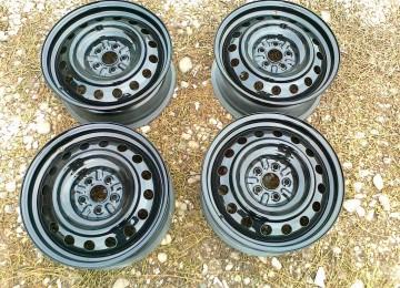 Стальные штампованные диски – классика автомобильных колёс
