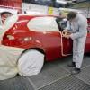 В каких условиях и при какой температуре можно красить машину