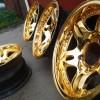 Виды и особенности восстановления и покраски хромированных деталей автомобиля