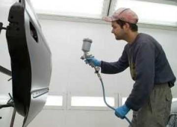Дефект в виде плохой укрывистости при окрашивании автомобиля