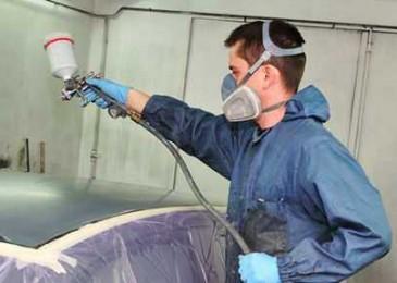 Рекомендации по покраске крыши автомобиля