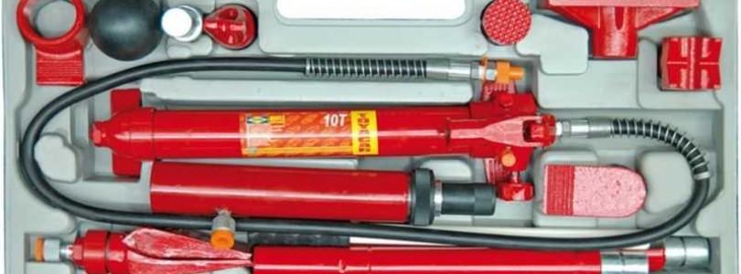 Область применения и виды гидравлики для кузовного ремонта своими руками