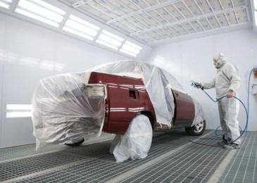 Разбираемся что нужно приобрести для покраски автомобиля своими руками