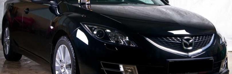 Покрытие авто жидким стеклом: обработка кузова своими руками