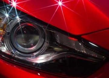 Правильная полировка пластиковых фар автомобиля в домашних условиях