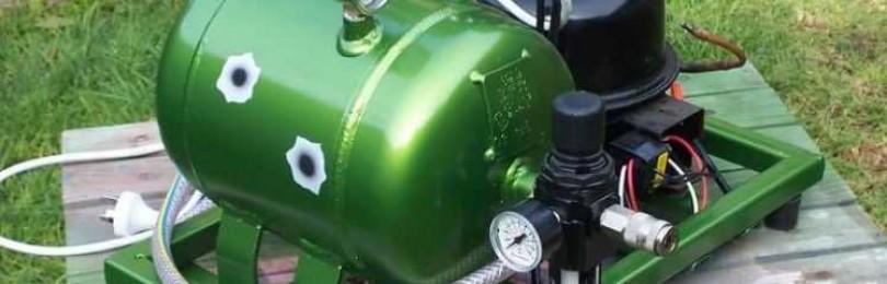 Электрический компрессор своими руками: подробная инструкция как сделать из подручных материалов