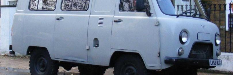 Самостоятельный ремонт кузова легендарного УАЗа «буханки»