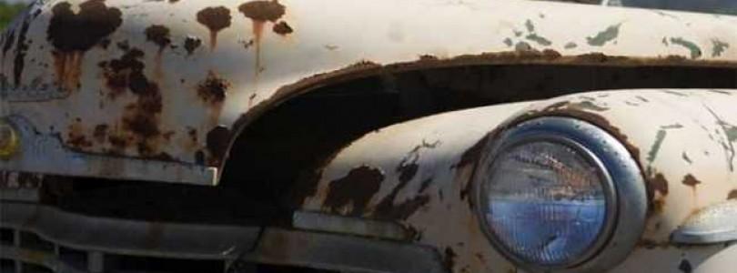Ремонт автомобилей: удаляем ржавчину ортофосфорной кислотой