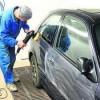 Грамотное устранение дефектов покраски авто