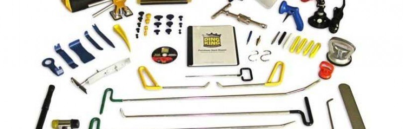 Всё про pdr инструмент для удаления вмятин без покраски своими руками