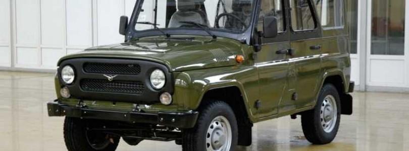 Как своими руками выполнить ремонт и покрасить кузов УАЗ 469?