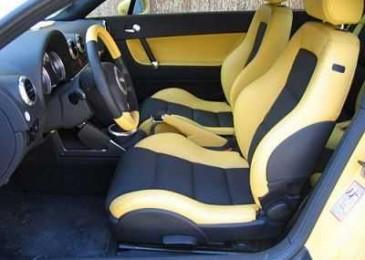 Самостоятельный ремонт и покраска кожи салона автомобиля