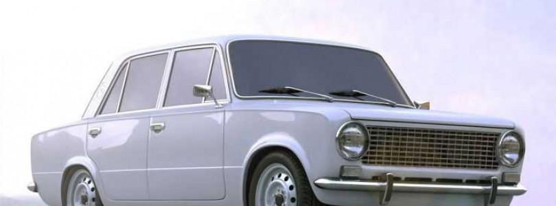Покраска и восстановление кузова ВАЗ 2101 своими руками
