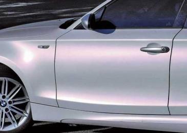 Перламутровая краска: технология нанесения и покраски авто в эксклюзивный цвет своими руками