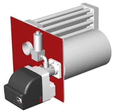 Теплообменник окрасочных кабин с отопительно-вентиляционной установкой