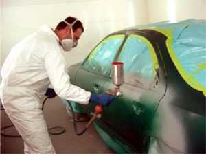 При правильной организации ремонта не возникнет никаких дефектов покраски автомобиля