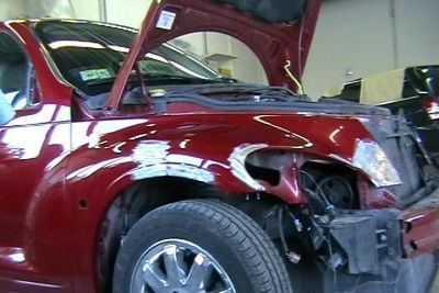 Дефекты покраски автомобиля испортят весь эффект от ожидаемого ремонта