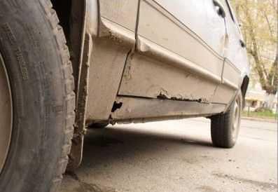 Как избавиться от коррозии кузова авто и сберечь здоровье автомобиля?