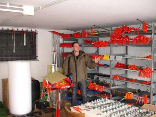 Необоходимые материалы и инструмент для кузовного ремонта