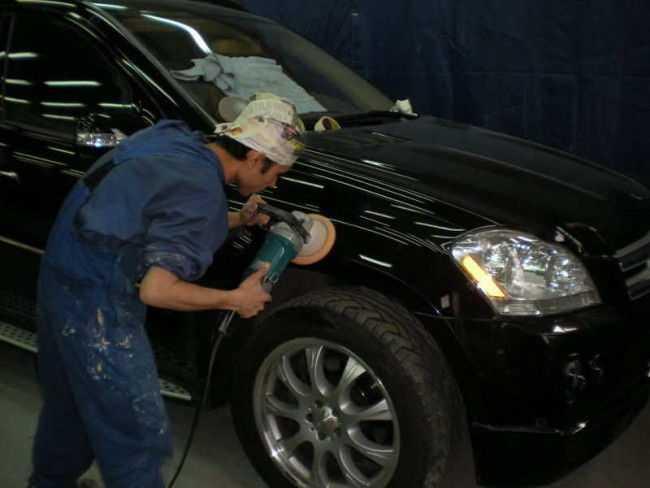Самодельный кузовной ремонт автомобиля под силу каждому