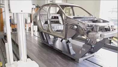 Стандартный каркас отечественного автомобиля