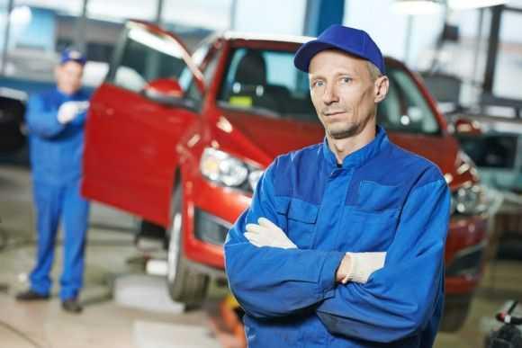 В автосервис чаще всего обращаются для кузовного ремонта машины